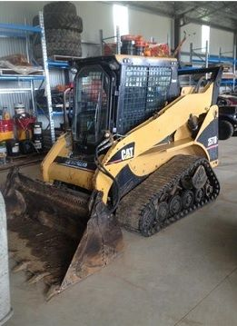 2006 Caterpillar 257B Earth-moving Equipment for sale NSW