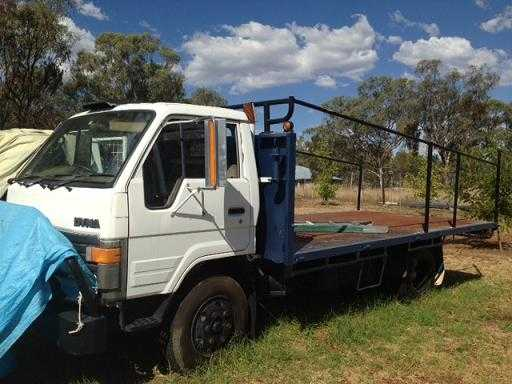Isuzu FVZ 1400 Tandem Tipper Truck for sale SA Sterling North