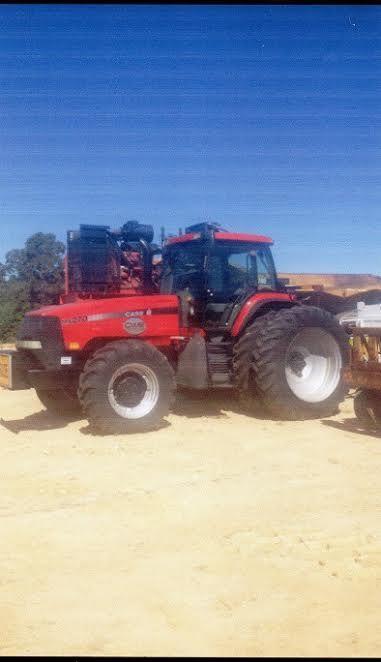Tractor for sale QLD 2003 Case IH MX270 Dual Wheeled Tractor