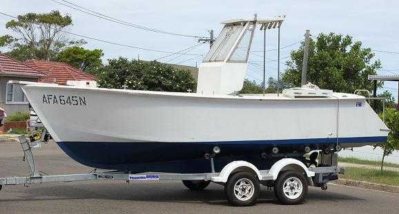 Custom 2011 Tuber Boat for sale NSW Matraville