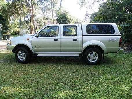 Nissan Navara Dual Cab Ute for sale QLD Bundaberg