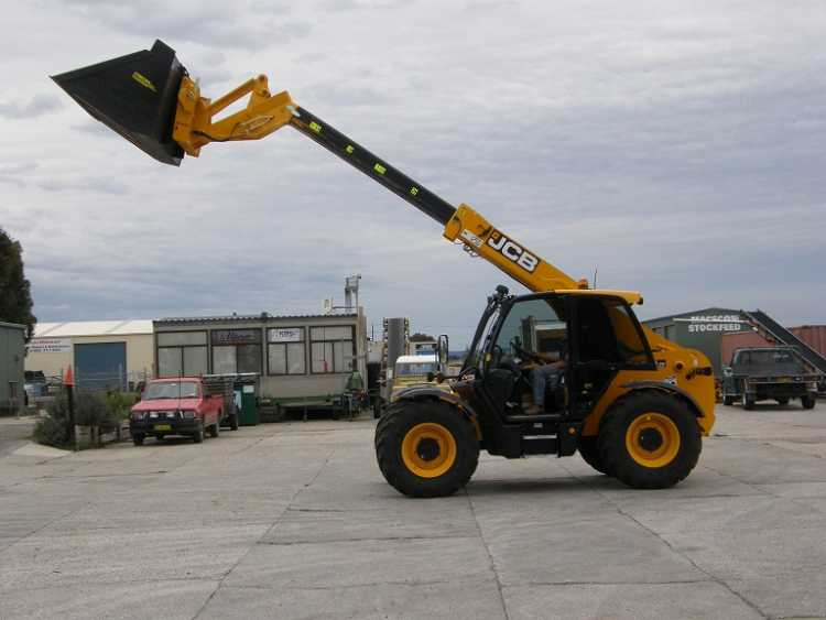 JCB Telehandler 531 Super AGI Model for sale NSW Gisbourne