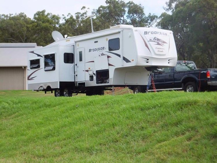2011 Brookside 5th Wheeler Caravan for sale QLD