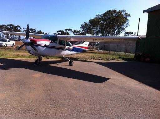 Model 182RG/R Cessna Aeroplane for sale Geraldton WA