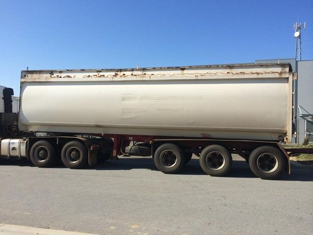 Roadwest 2005 Grain Tipper Lead Trailer for sale WA