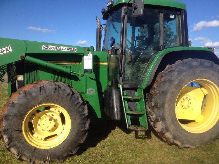 John Deere 6600 Tractor for sale NSW Mudgee