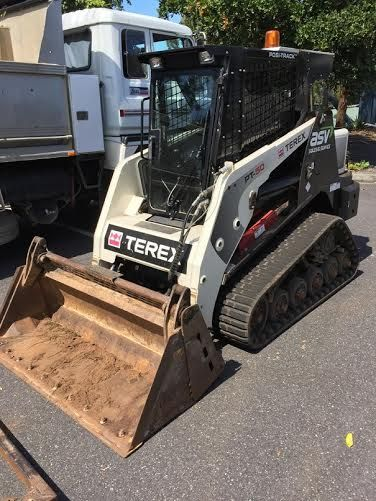 2013 Terex Positrack Bobcat Earthmoving Equipment for sale QLD