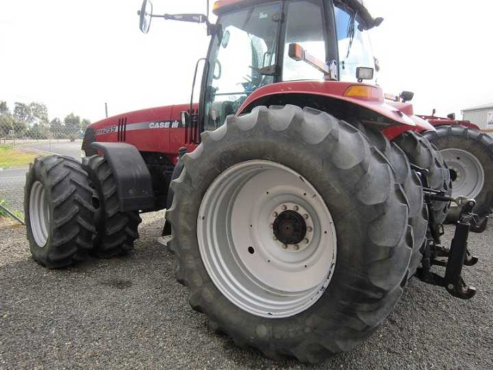 Case IH MX255 Magnum Tractor for sale In SA Bordertown