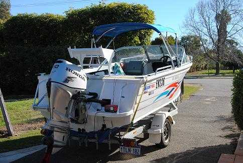 Quintrex Escape Boat for sale WA