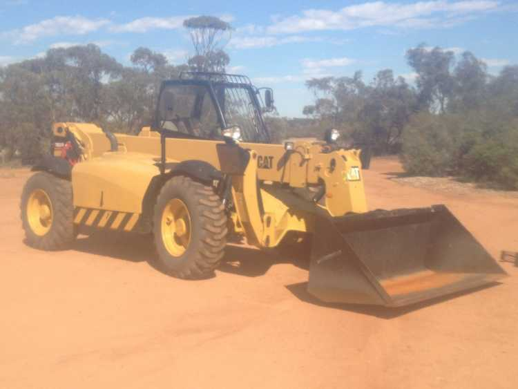 Farm Machinery for sale WA Cat TH355B Telehandler