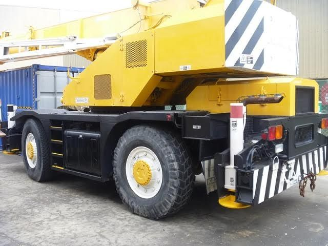 Kato KR 20H 111 2001 20T Crane Plant & Equipment for sale QLD