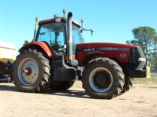 4WD Case International MX255 Tractor for sale NSW