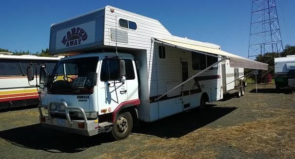 Nissan UD MK235 Motor-home for sale NSW Casino