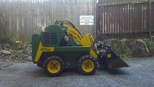 GA - 524 Kanga Loader Earthmoving Equipment for sale NSW Dee Why