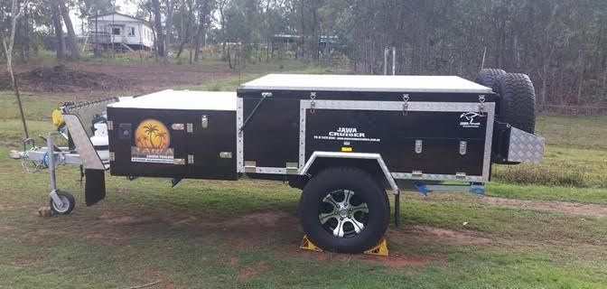 2015 Jawa Cruiser Deluxe Camper Trailer for sale QLD Bundaberg