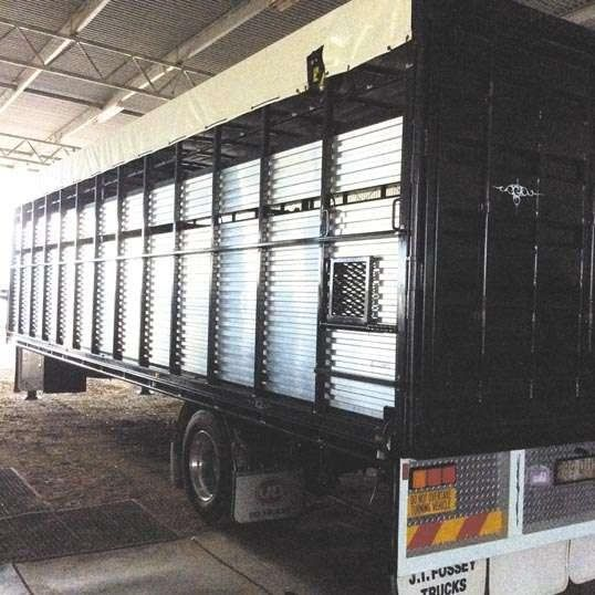 Multi Purpose 13 Horse Float - Cattle Trailer for sale NSW