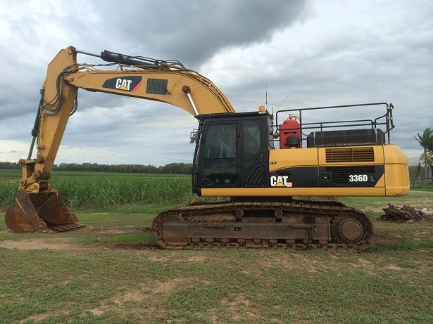 Caterpillar 336DL Earthmoving Equipment Excavator for sale QLD