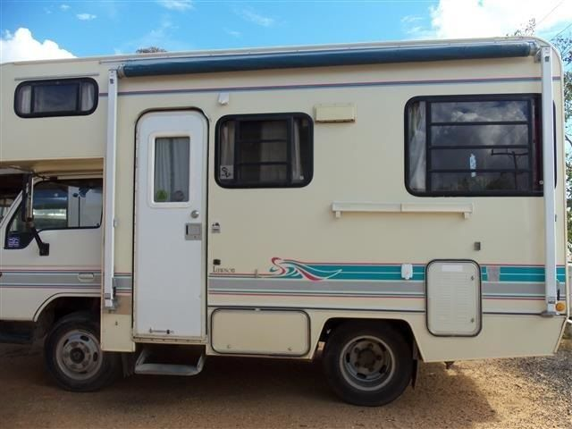 Mazda T4000 Motorhome for sale NSW Burren Junction
