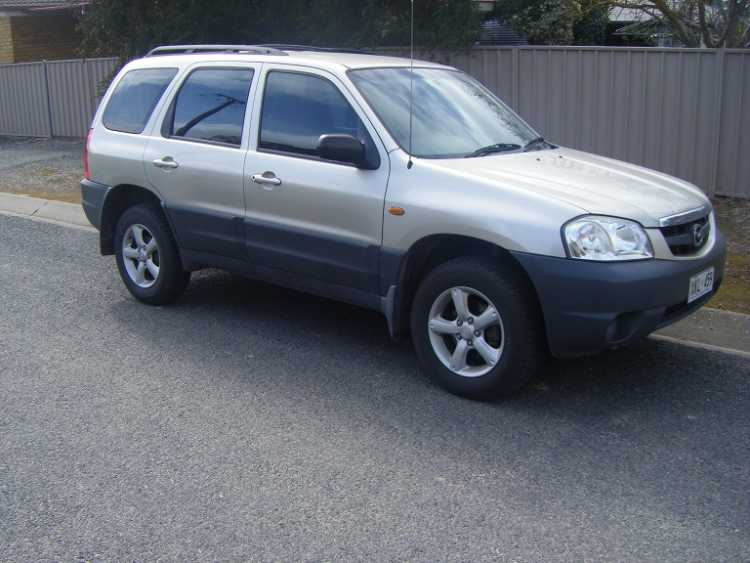 4WD 4x4 for sale SA Mazda Tribute LTD Sports