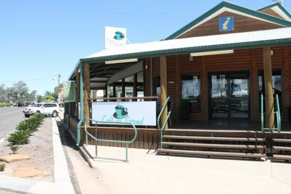 Busy Cafe In Mining and Tourist Town for sale QLD Injune
