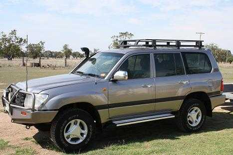 2001 Toyota Landcruiser 4x4 for sale QLD The Gums
