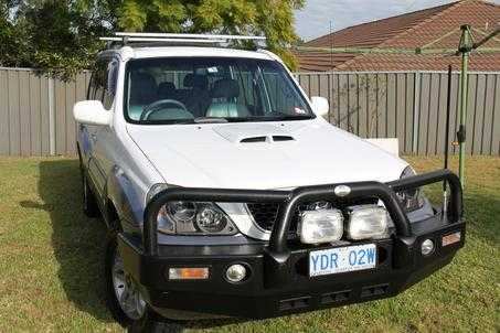 Hyundai Terracan Highlander 4x4 for sale ACT Campbell