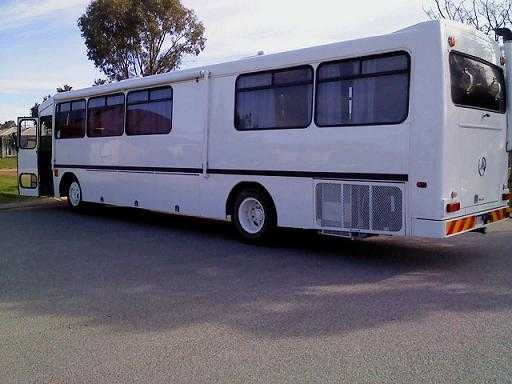 1986 Mercedes Benz Motorhome for sale WA Greenfields