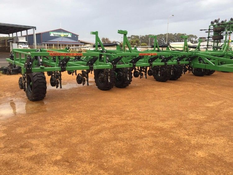 OZ Plough DBS D Series Farm Machinery for sale WA