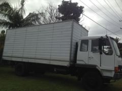 Mitsubishi FK417 Turbo Pantech Truck for sale Qld