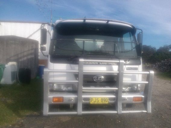 Nissan UD MKB215 Tilt Truck for sale NSW Thirlmere