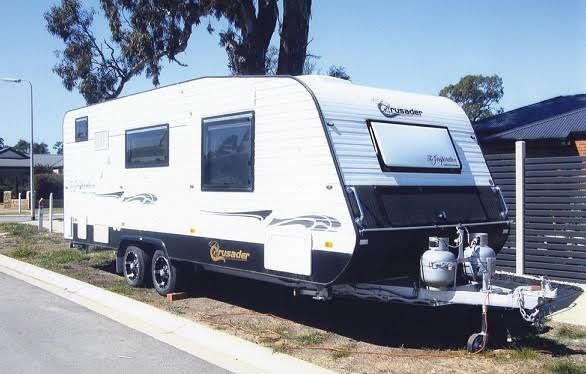 Crusader Inspiration Caravan for sale Vic
