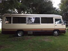 1986 Toyota Coaster 7M Motor-Home for sale NSW