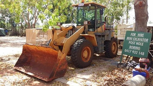 Tractor Loader SDLG930 10.5 Ton Tractor for sale WA