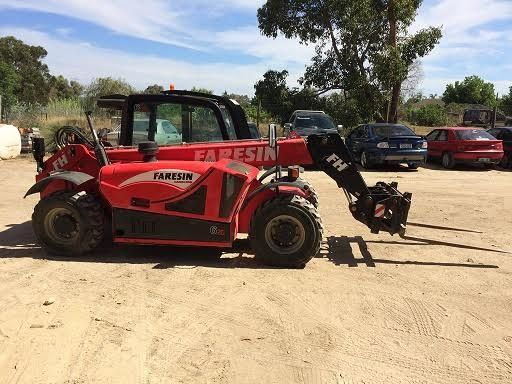 2012 farsin 6.25 FA2500/06 Telehandler Plant & Equipment for sale WA