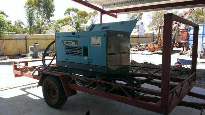 Compressor Airman 175 Plant and Equipment for sale WA Northam