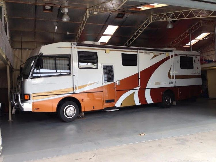 Motor-Home For sale SA Swagman Australian Dream in SA