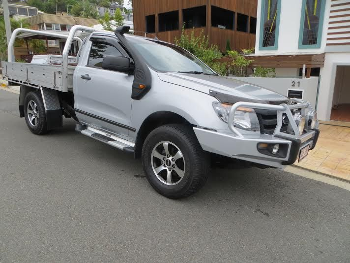 Ford Ranger Cab Chassis 2012 XL Ute for sale QLD