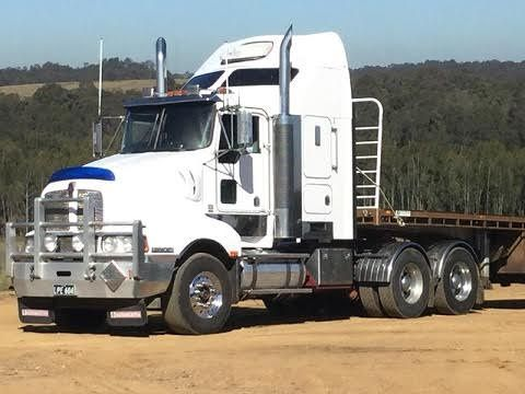 Kenworth T604 Prime Mover Truck for sale NSW Harpers Hill
