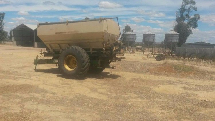 Marshall Multi Spreader 810TM Farm Machinery for sale WA
