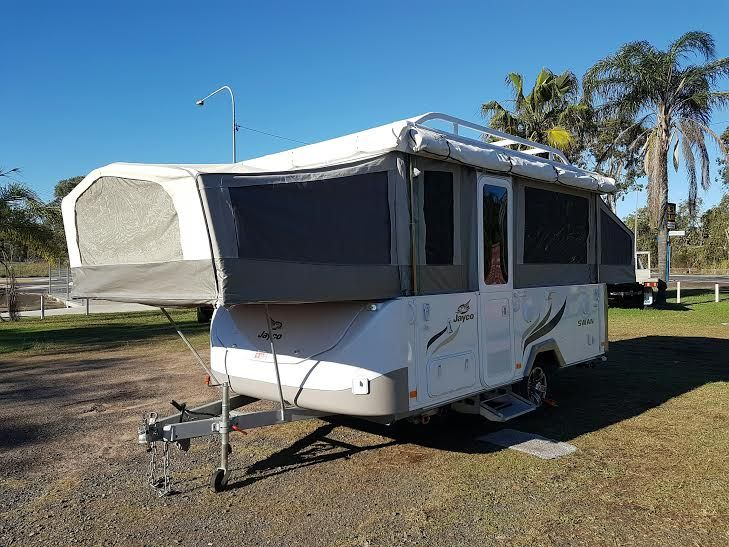 Jayco swan 2013 Campervan for sale QLD