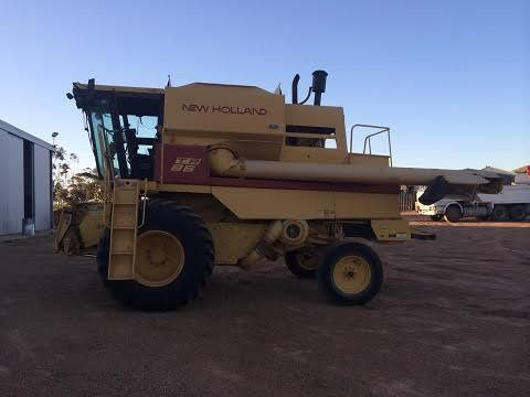 New Holland 971 Front New Holland TR86 Header for sale SA