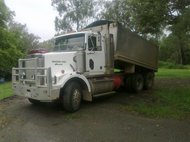 Hamelex Quad Dog Western Star Constellation Series 60 Truck for sale QLD
