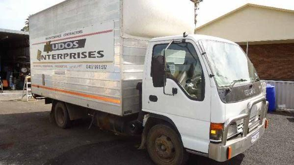 3 Ton Pan Tek Isuzu NPR 300 Medium Long Truck for sale WA