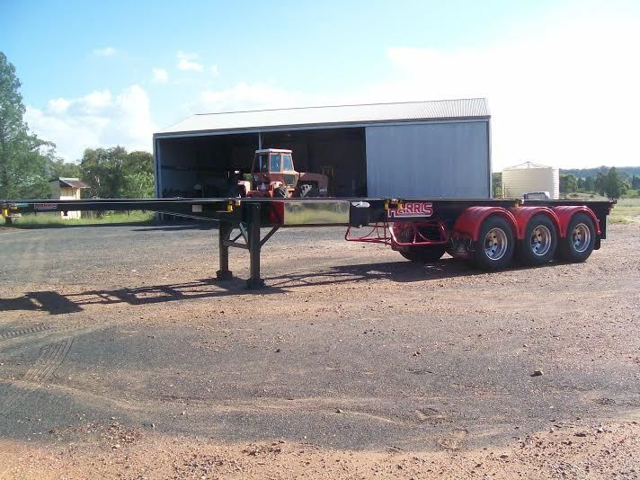 Harris Automotive Engineering Skel Trailer for sale NSW