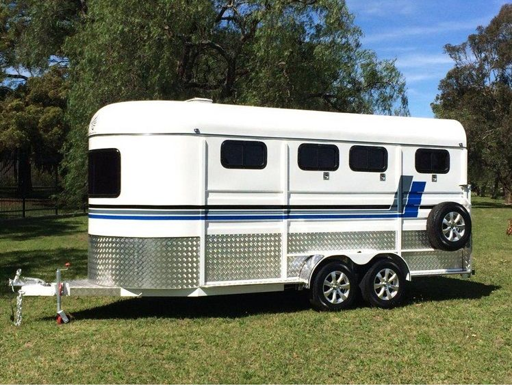 4 Horse Angle Horse Float Transport for sale NSW