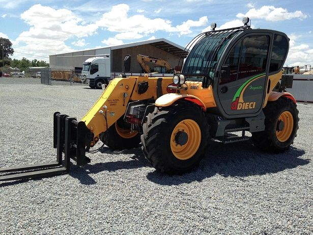2011 Dieci Haymaster 40.7 Telehandler Machinery for sale NSW Adelong