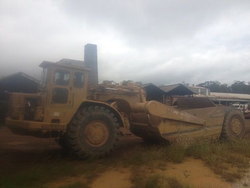 WS23 Komatsu Scraper Earth-moving Equipment for sale QLD
