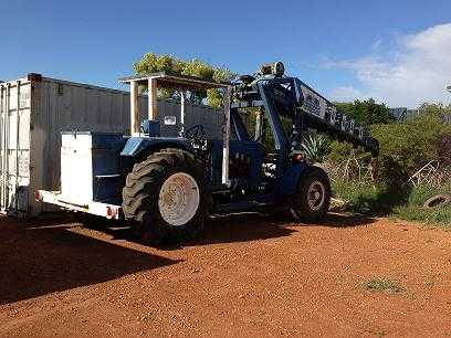 Plant and Equipment for sale WA BHP 8 Tonne Crane