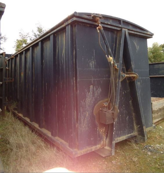 30 metre Hooklift Bins Plant & Equipment for sale Vic