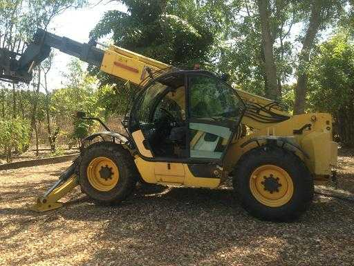 2007 model Telehandler Plant and Equipment for sale NT Humpty Doo